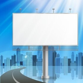 Outdoor Advertising Billboard Model 05