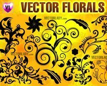 Download Vector Florals
