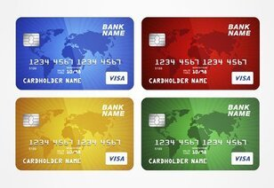 Stunning Credit Card Template