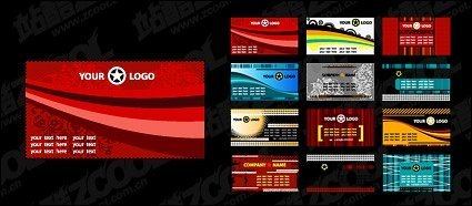 Foreign card templates-1