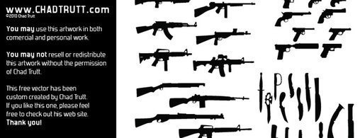 Weapons Vector 1