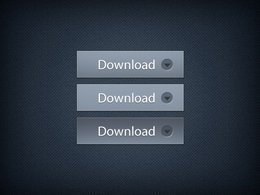 Minimal Download Buttons