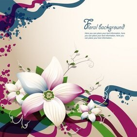 Exquise Design Floral