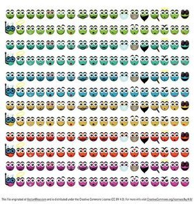 Emoticones 3D