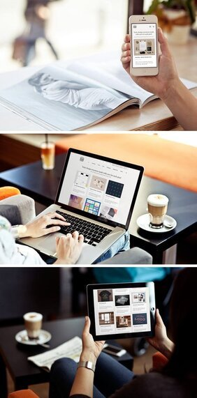 Foto MockUps - iPhone, iPad & MacBook