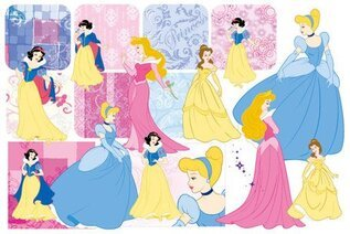 Snow White and the pattern