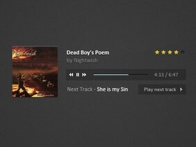 Music Player Updated