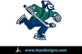 Go Go Canucks! -Johnny Canuck