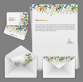 Colorful Business Template 02