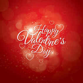 Happy Valentines Day tout le monde