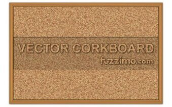 Gratis Cork Board