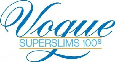 Vogue superslim logo