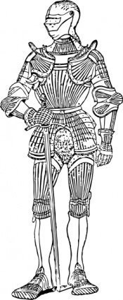 Suit Of Armor Front