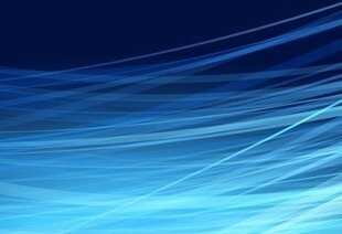 Abstract Blue Mesh Texture Background
