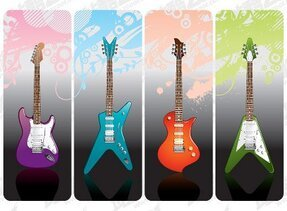 Electric Guitar Theme