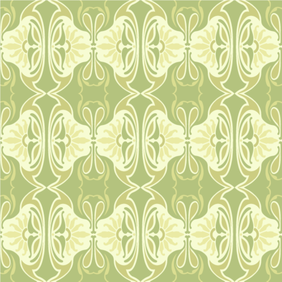 Deco Tile Seamless Pattern