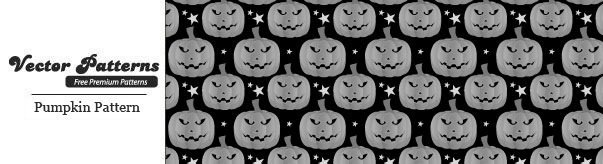 Halloween Pumpkin Photoshop And Illustrator Pattern