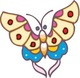 Butterfly Vector 1