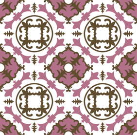 Free Vector Ornament Pattern
