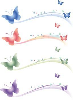 Butterfly Vector 36