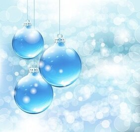 free blue christmas clipart in ai svg eps or psd free blue christmas clipart in ai svg
