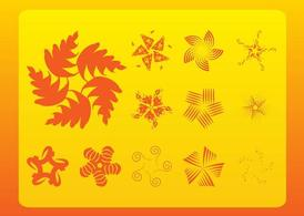 Flor Vector Icons