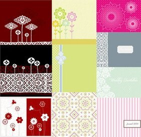 10 simple lovely pattern
