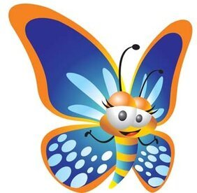 Butterfly Vector 12