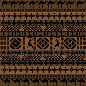 African Traditional Pattern