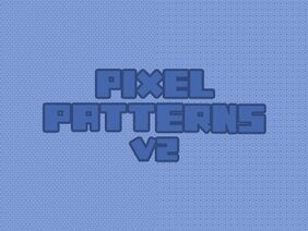 Pixel Pattern Set V2