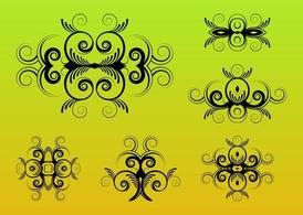Swirly grafica