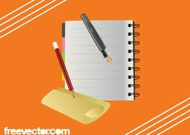 Stationery Items Graphics