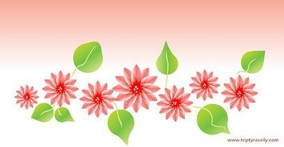 Lotus Flower Vector Art Free