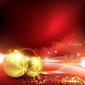 Colorful Christmas 2013 card templates