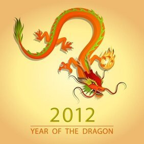 2012 Dragon Bild Illustration 03