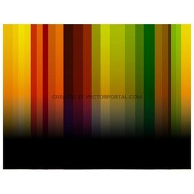 ABSTRACT COLORFUL STRIPES VECTOR BACKGROUND.ai