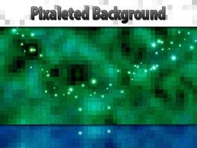 Pixaleted Backgrounds