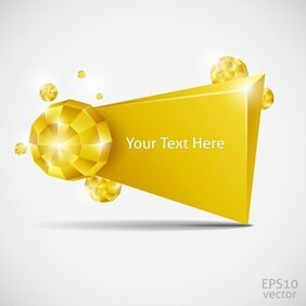 Cool Threedimensional Graphics Vector 4