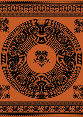Greek Ornamental Vectors and Brushes