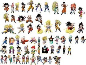Dragon Ball charakter