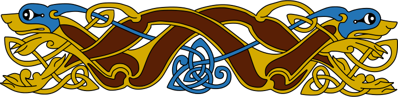 Celtic Animal Ornament