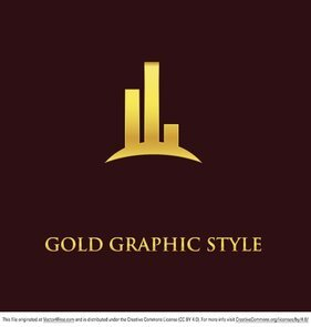 Free Gold Graphic Logo