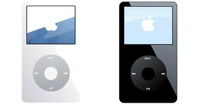 Free Apple iPod Vector Art