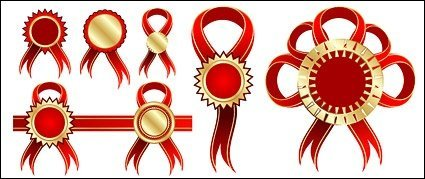 Red Ribbon badge