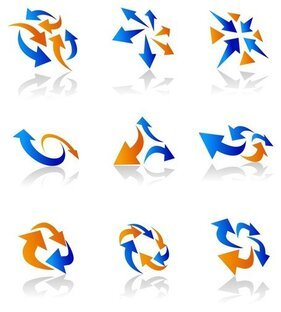 dynamic arrow icons 1