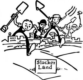 Slacker Land