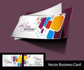 Business card vector-01