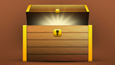 Chest, Treasure, Box, Container, Wooden, Pirate, Open - Treasure Chest Clip  Art - Free Transparent PNG Clipart Images Download