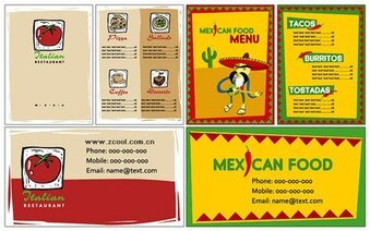 Western Restaurant Simple VI template