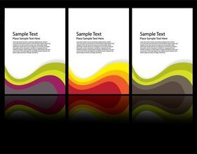 3 Sets Of Card Template
